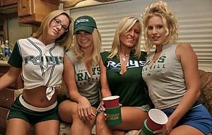 Cheerleader Porn Pictures